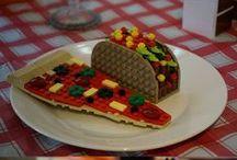 Lego Food Art!