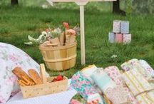 Perfect Picnics / What better way to enjoy those long summery days than having a picnic.  Stuck for ideas? Look no further!