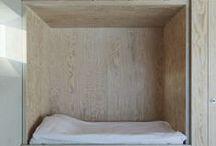 bedroom / by cielarchitectes