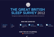 Sleep infographics / #greatbritishsleepsurvey, #sleep survey, #sleepproblems, #sleepdisorders