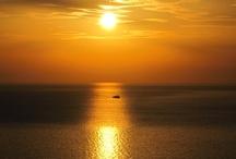 Maremma sunsets and sunrises