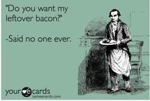 Bacon Funnies