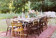 wedding | table settings