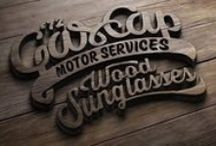 Lettering & Typography / Such another great things made with spellbinding typography.