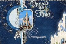 Disney Scrapbook / by Melissa Jo Cady