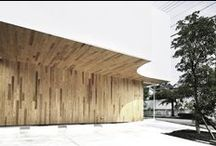 schools - exterior / by cielarchitectes