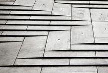 concrete stairs / by cielarchitectes