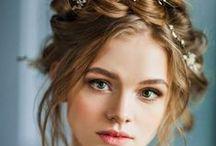 wedding | hair + beauty