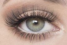 Make-up inspiration / by Lindsay Leatemia