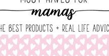 Must Haves for Mamas - The Best Products + Real Life Advice / We are MAMAS sharing the very best products, gear, marriage advice, inspiration, and parenting tips on Pinterest with other MAMAS <3 ★ RULE: RULE: Pin one, share one. For every pin you post, you must post someone else's pin on your board(s) ★ To join this board, you must follow the board, then message me a link to your profile. Please no more than two pins per day. Thanks and happy pinning!