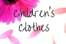 *Kids Clothes & Shoes*