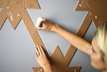 *Neat DIY Ideas* / Clever concepts for your home renovation, decorating schemes, or DIY projects.