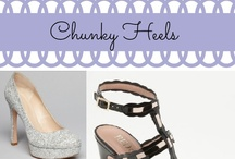 Shoes / My favorite Shoes and Shoe Trends / by Theresa Seid