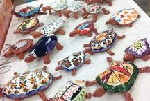 Art Project Ideas - Clay / by Jean Nickel