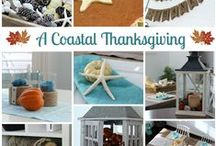 Thanksgiving / Decorating for the fall season  / by Theresa Hissong Seid