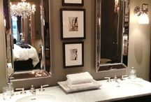 bathrooms / by Suzanne Wheeler