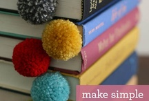 Craft Ideas / Crafts and DIY projects of all types / by Christina at I Gotta Create!