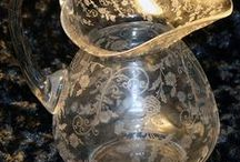 ❃ Vintage Glass & Pottery ❃