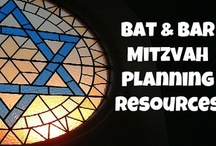 Bat / Bar Mitzvah & Party Ideas / by Mazelmoments.com