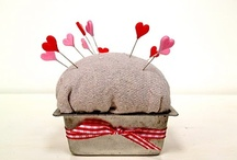 Be My Valentine  / Decor, craft projects and treats that celebrate Love.  / by Christina at I Gotta Create!