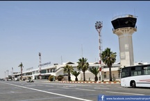 Monastir Airport / Monastir International Airport in Tunisia, a tourism center of northern Africa, has been operated by TAV Airports as of January 1, 2008.