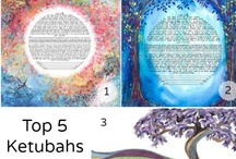 Ketubah Inspiration / Welcome to our board with tons of Ketubah Inspiration, and Jewish & Jewish-Inspired Wedding Ideas. View more inspiration plus free Jewish Wedding Planning Tools at www.mazelmoments.com. Thank you and enjoy! / by Mazelmoments.com
