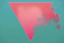 ▲ Everywhere ▲ / ▲ Triangles are everywhere ▲ / by Threedeer