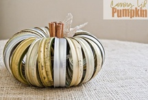 Pumpkins, Gourds & Fall / Autumn is ripe with pumpkin and gourd decor, crafts and related Fall Harvest items. / by Christina at I Gotta Create!
