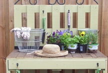 Outdoor Spaces & Inspiration / Gardening, DIY, and nature's inspirations.  / by Christina at I Gotta Create!