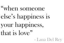 Words I love