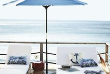 Beach Coastal house Inspiration / by Zaida San Gil