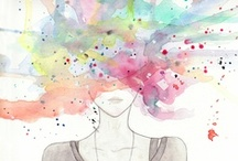 Art Inspirations / Beautiful art that inspires me / by ModaRévisé