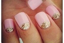 Nail Love / Favourite colours and products for all things for your nails.