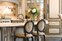 French Country Kitchen / French Country Kitchen / by DIY BOARDS
