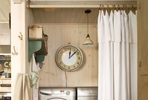 DIY Laundry Room Ideas / DIY Laundry Room Ideas: Laundry Room Decorating and Design Ideas, Inspiration & Projects on Pinterest.