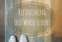 DIY Flooring / DIY Flooring: Flooring, Throw Rugs, and Mat Tutorials & Ideas on Pinterest.