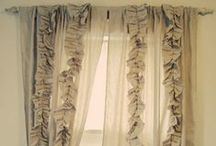 DIY Curtains / DIY Curtains/Windows Treatments: Curtain/Window Treatment Patterns, Ideas, How-to & Tutorials on Pinterest.