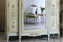 French Furniture / Antique/Vintage and Vintage Inspired French Furniture and Home Decor