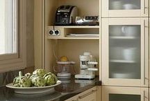 DIY Kitchen Storage / DIY Kitchen Storage: Kitchen Storage Ideas, Tips & Tutorials to Help Keep the Kitchen Clutter Free. / by DIY BOARDS