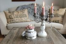 Romancing The Home / Romancing The Home: Romantic, Vintage, French Country and Shabby Style Decor. / by DIY BOARDS