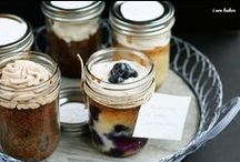 Dessert In A Jar / Dessert In A Jar / by DIY BOARDS