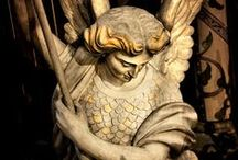 Angel Statues / Angel Statues / by DIY BOARDS