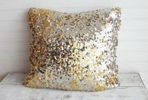 Decorative Pillows / Decorative Pillows: Pillows, DIY Pillows, Poufs, Cushions, Ideas & Tutorials - How To Make Throw Pillows for Home Decor - Cheap, Easy and Quick Ideas For Making Couch and Sofa Pillows - No Sew, Paint, Embroidery and Stenciled Projects