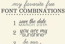 Free Fonts / Free Fonts