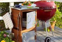 DIY Outdoor Furniture / DIY Outdoor Furniture