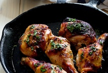 Chicken & Turkey Dishes