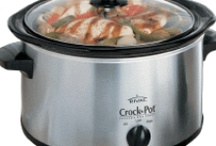 Casseroles, Slow Cooker meals & One Pot Dishes / these are usually found in the category of the main food ingredient as well as in this one. Chicken meals, for example, will usually be both IN chicken category and here if more than one ingredient can be put in the pot, pan, etc. / by Jan Tallent
