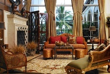 Glam -Inviting Spaces / elegant, magnificent spaces  / by Zaida San Gil