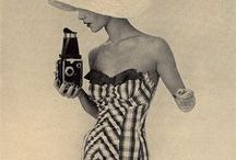 Vintage Photography / by Rachelle Henning