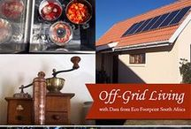 Off The Grid / Off The Grid - Prepping, Homesteading & Emergency Preparedness Information. / by DIY BOARDS